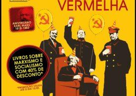Semana Vermelha na Editora Alameda Editorial
