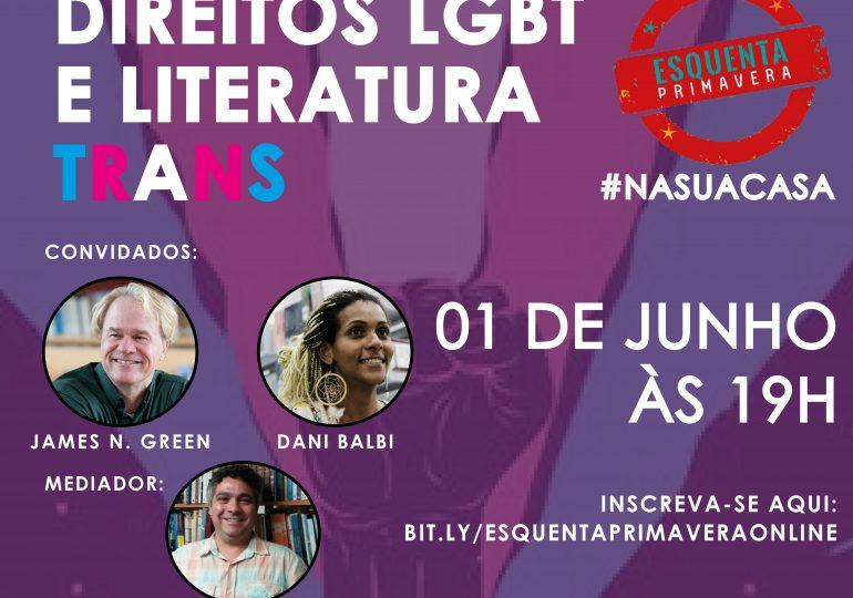 Direitos LGBT e literatura trans