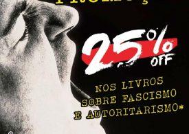 25% OFF - Livros sobre fascismo e regimes autoritários
