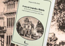 O curso de geografia e história da FFCLH/USP e a constituição de um campo disciplinar em São Paulo (1934-1968)