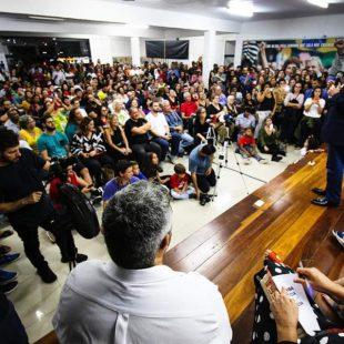 Lançamento da biografia de Marisa Letícia Lula da Silva